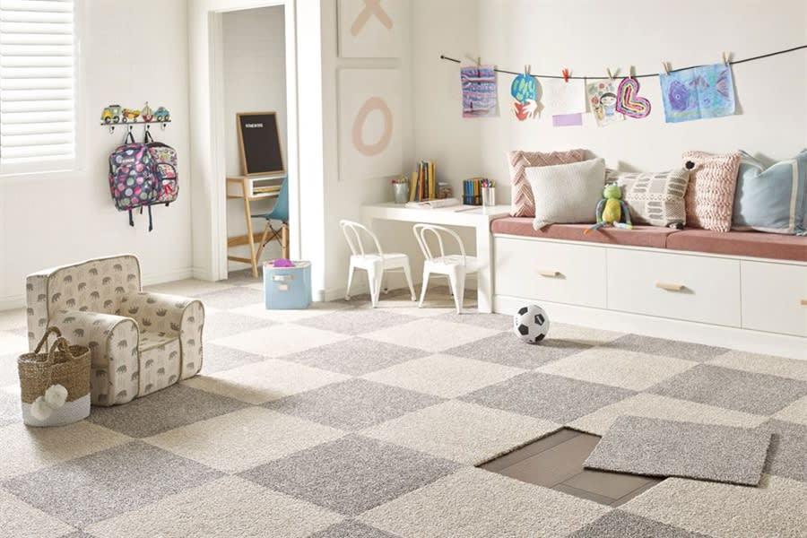 Lasting carpet tile in Richmond, VA from Costen Floors