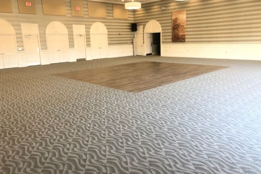 Commercial flooring in Millstone, NJ from Carpet Yard