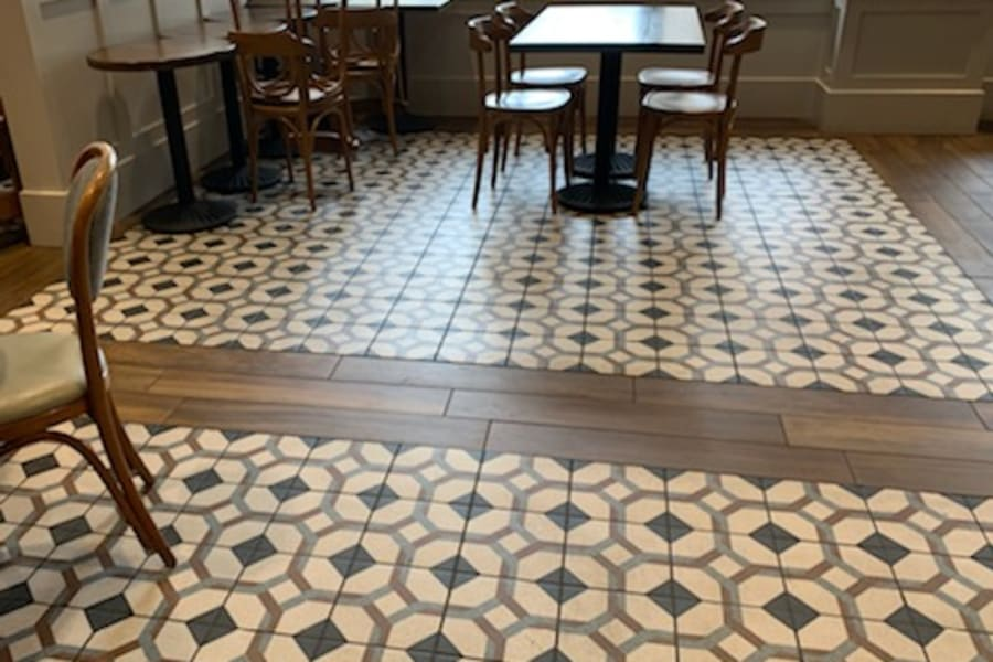 Commercial flooring in Mont Eagle, TN from Chattanooga Flooring Center