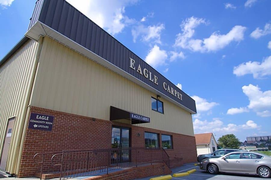 Flooring design professionals in the Harrisonburg, VA area - Eagle Carpet, Inc.