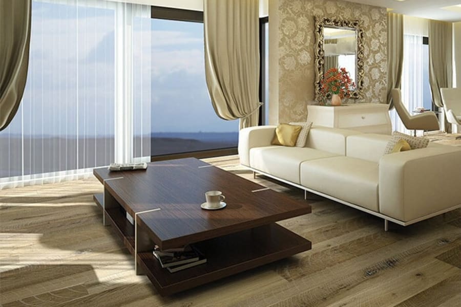 Timeless hardwood in Groton, CT from Eastern CT Flooring