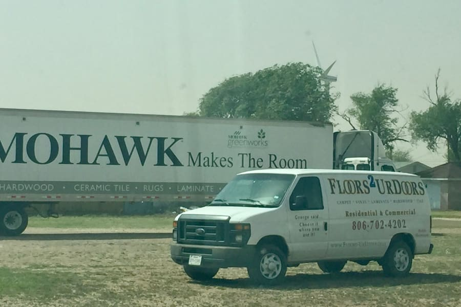 Flooring design professionals in the Lubbock, TX area - Floors 2 Ur Doors