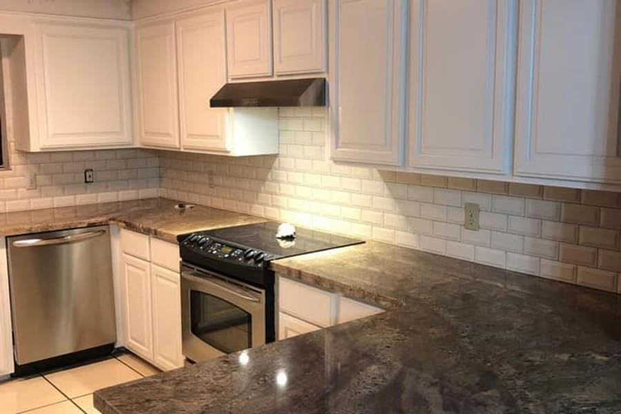 Cabinets in South East Texas from Lone Star Flooring