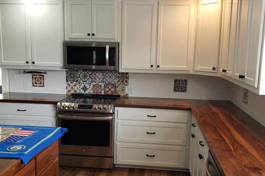 Cabinets in Port Arthur, TX from Lone Star Flooring