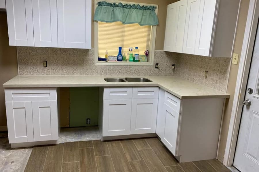 Cabinets in Orange, TX from Lone Star Flooring