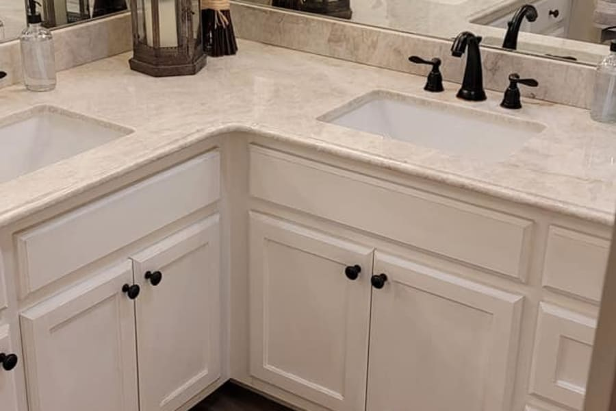 Cabinets in Beaumont, TX from Lone Star Flooring