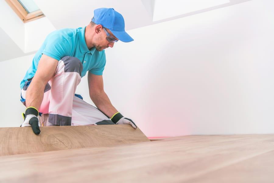 Oak flooring in Tanque Verde, AZ from Definitive Designs