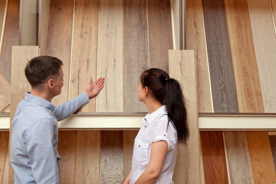 Flooring design professionals in the Farmington Hills, MI area - Pleasant Installs