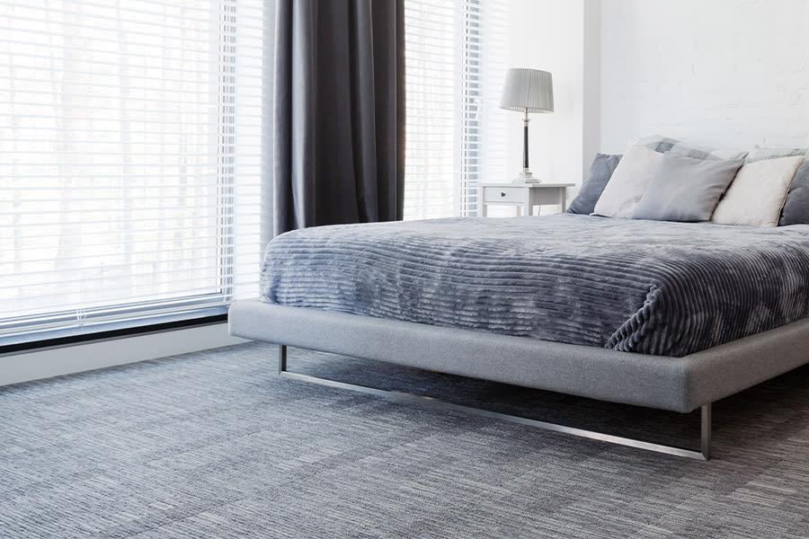 Select carpet tile in Virginia Beach, VA from Costen Floors