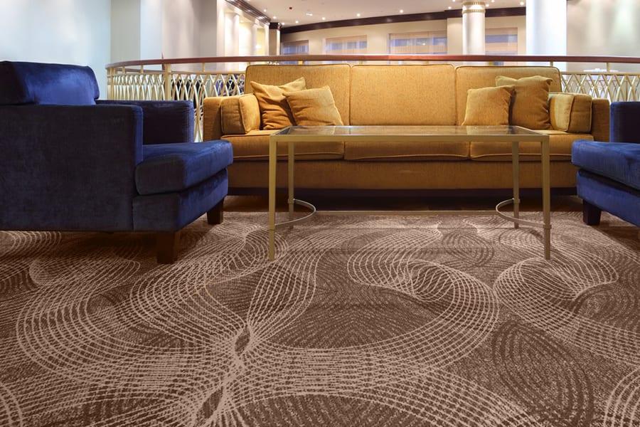 Luxury carpet tile in Chesterfield, VA from Costen Floors