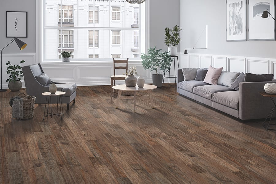 Modern Hardwood flooring ideas in Womelsdorf, PA from Weaver's Carpet & Tile