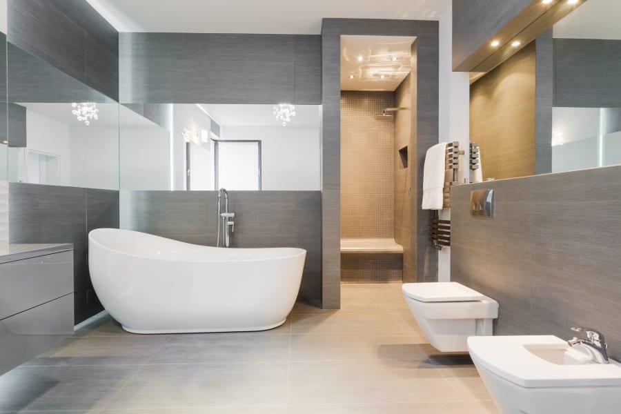 Custom tile bathrooms in Fort Payne, AL from R&D Flooring