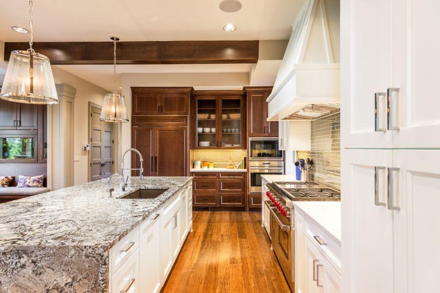 Countertops in McKinney, TX from Luxe Flooring Kitchen & Bath Design Center