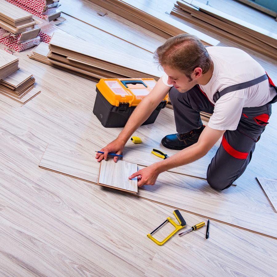Flooring Installation in Trenton, MI area from Ace Kitchen Bath & Flooring