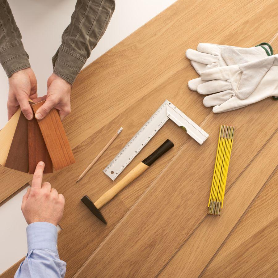 Flooring services in Winder, GA by Creative Floorworks, LLC
