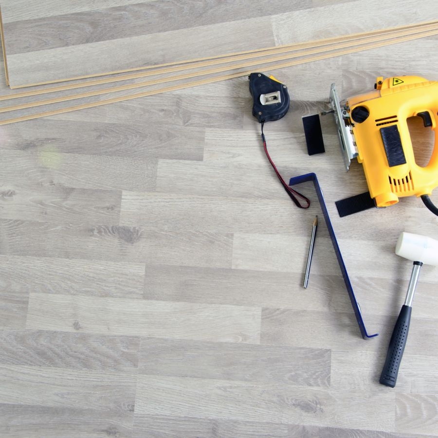Flooring services in Austin by Dollar Tile