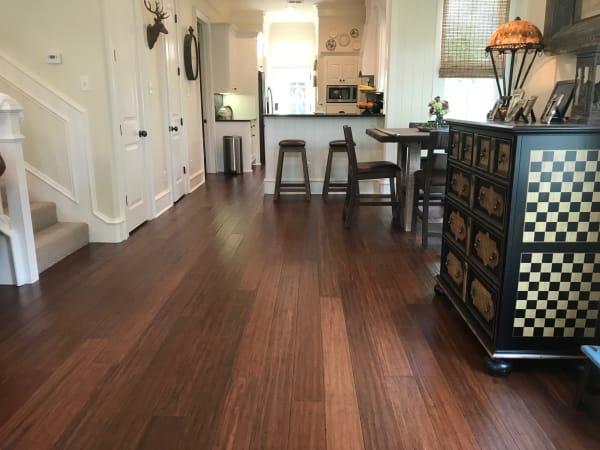 Timeless hardwood in Midland, TX from Floors 2 Ur Doors