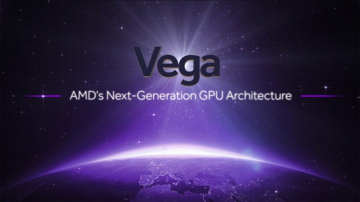 AMD's Vega architecture is already about to give way to Vega 2.0. (AMD)