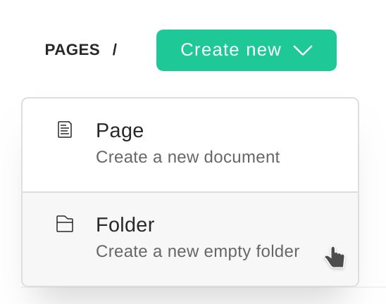 By default, users can create both files and directories