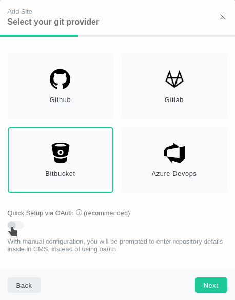 https://res.cloudinary.com/forestry-io/image/fetch/c_limit,dpr_auto,f_auto,q_80,w_640/https://forestry.io/uploads/2019/04/add-site-disable-quick-setup.png
