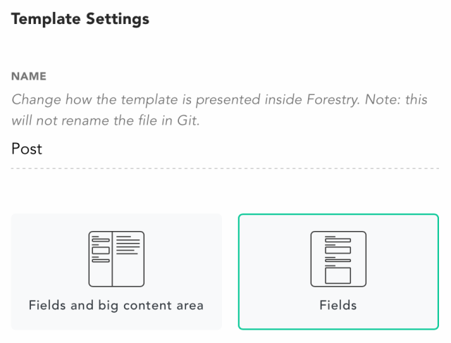 https://res.cloudinary.com/forestry-io/image/fetch/c_limit,dpr_auto,f_auto,q_80,w_640/https://forestry.io/uploads/2019/05/template-settings-no-body.png