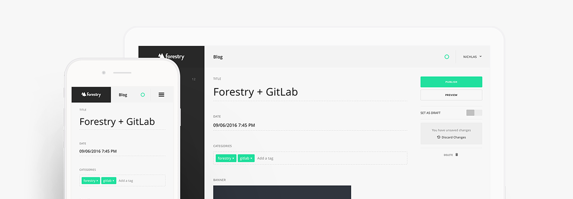 The New Forestry.io