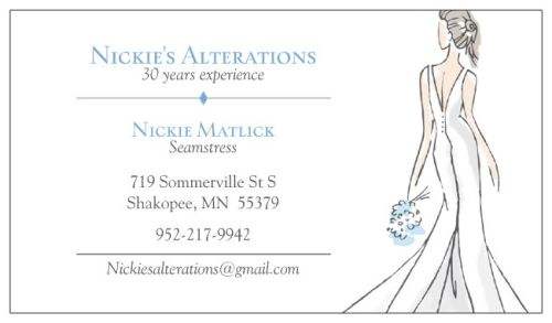 Nickie's Alterations