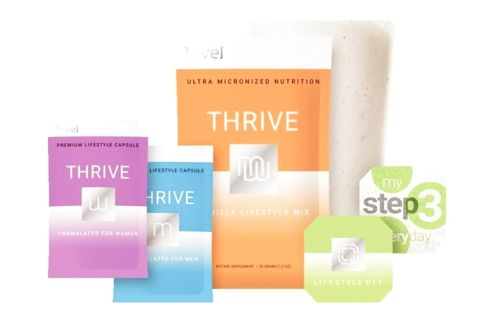 Le-Vel Thrive Experience, Megan Shaughnessy