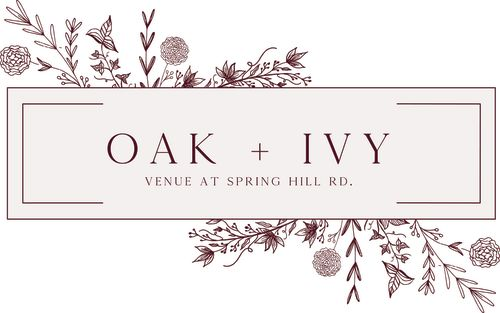 Oak + Ivy