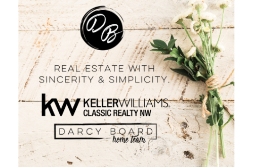 Darcy Board Home Team with Keller Williams Classic Realty NW