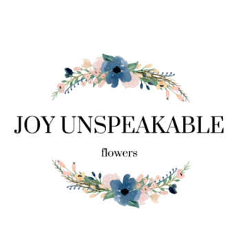 Joy Unspeakable Flowers