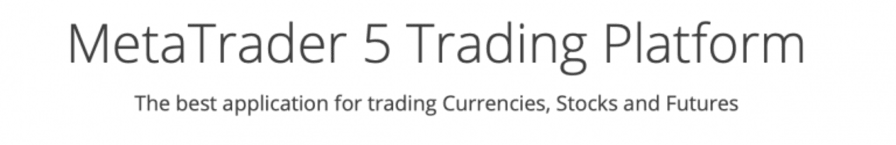 mt 5 trading platform