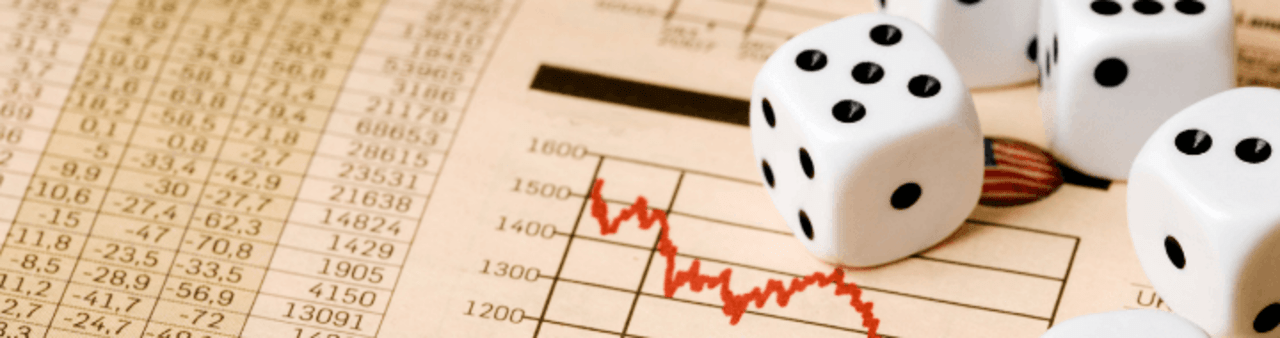 trading and gambling in forex