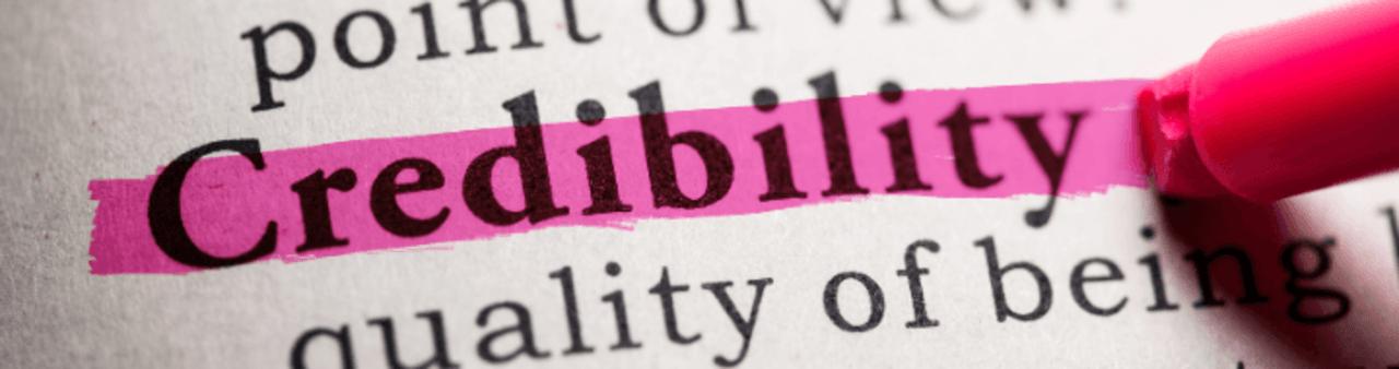 No credibility