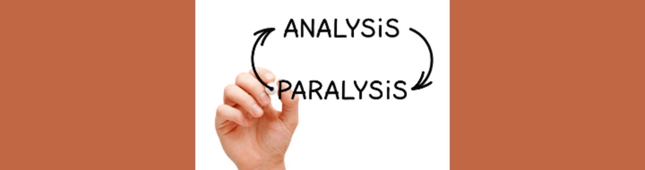 traders fails because of poor analysis