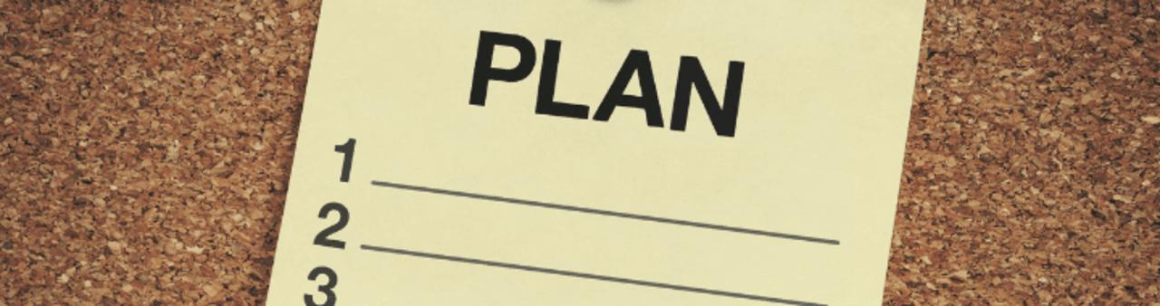 Set trading plan