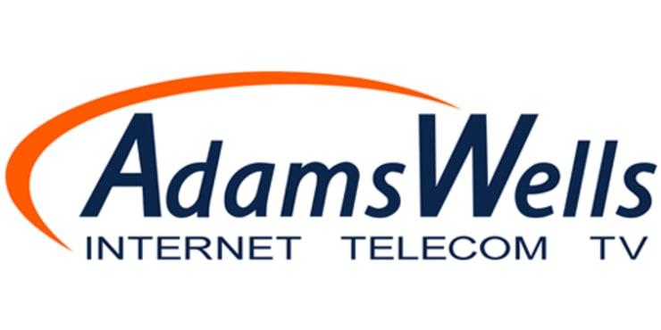 Adams Wells Internet Telecom TV