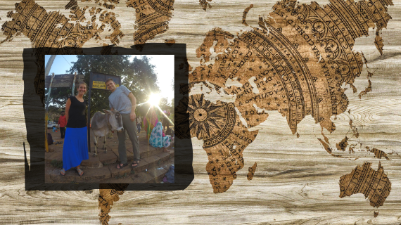 India Vision team Blog Header