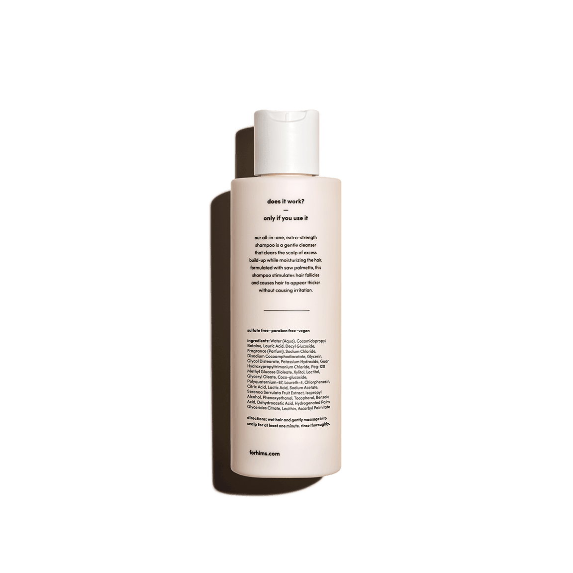 Hair Loss Shampoo | Men's DHT Blocker Shampoo | hims