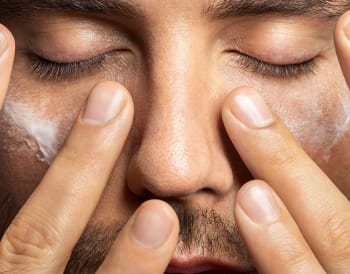 Skincare for men in their 20s, 30s and 40s
