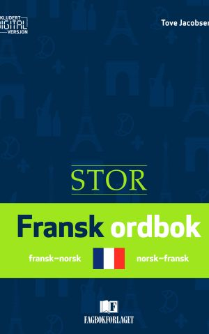 Stor fransk ordbok