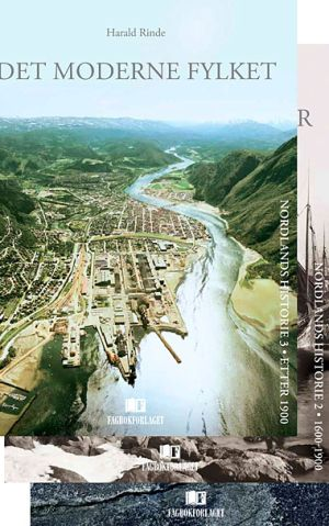 Nordlands historie bind 1-3
