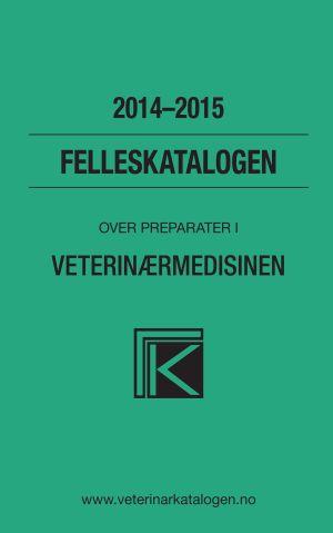 Felleskatalogen over farmasøytiske spesialpreparater markedsført i Norge til bruk i veterinærmedisinen