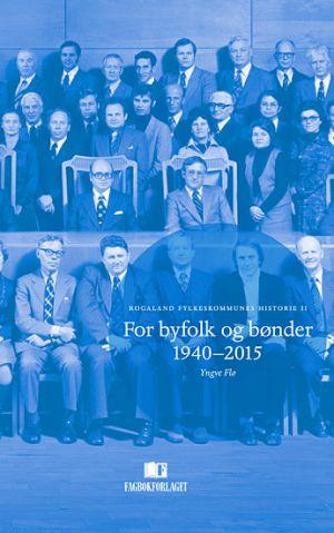 For byfolk og bønder 1940-2015