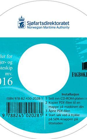Regler for passasjer og lasteskip mv. 2016