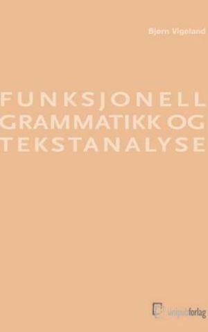 Funksjonell grammatikk og tekstanalyse