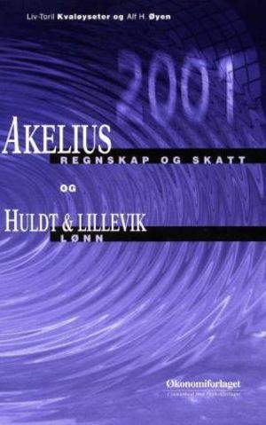 Akelius regnskap og skatt og Huldt og Lillevik lønn