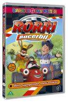 Rorri Racerbil -Den syngende mekaniker