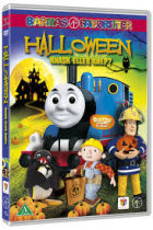 Barnas Favoritter Halloween -Knask eller knep?