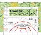 Familiens Hvem, Hva, Når 2020